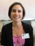Kristin Fontaine is a pediatric outreach lead at Fletcher Allen's office of Community Health Improvement.